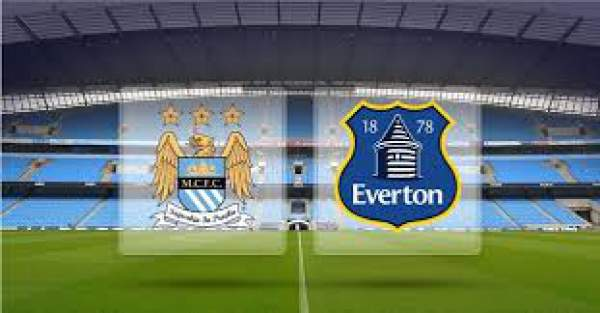 Everton vs Manchester City Live Streaming