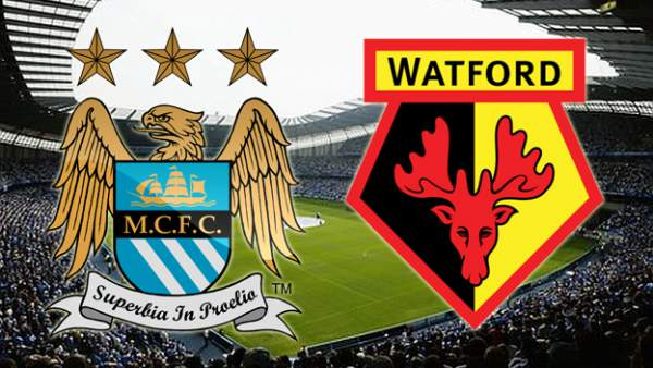 Watford vs Manchester City Live Streaming