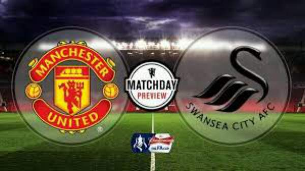 Manchester United vs Swansea City Live Streaming