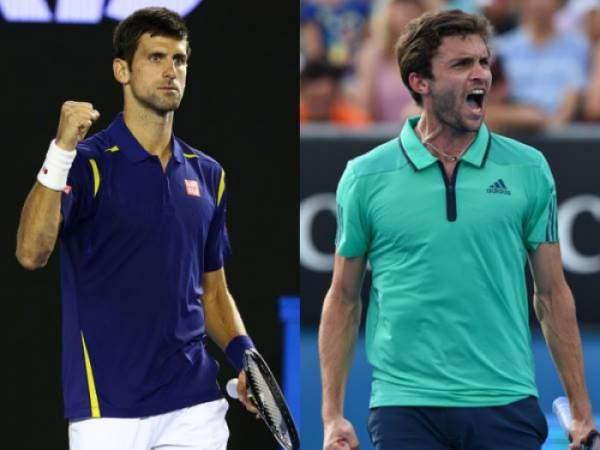 Novak Djokovic vs Gilles Simon Live Streaming