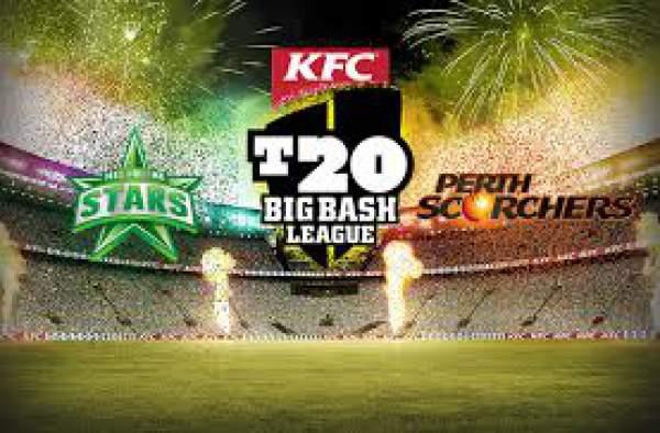 Melbourne Stars vs Perth Scorchers Live Streaming
