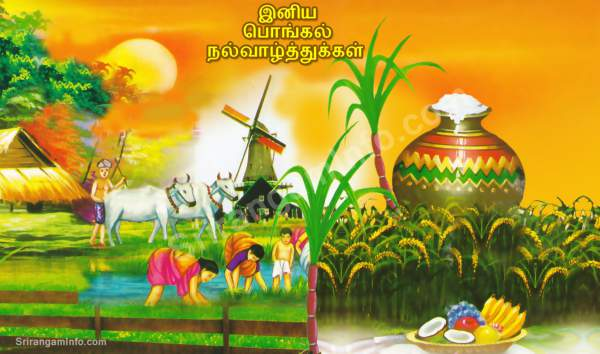 Happy Pongal 2019 Images, Pictures, Photos, Pics, Wallpapers