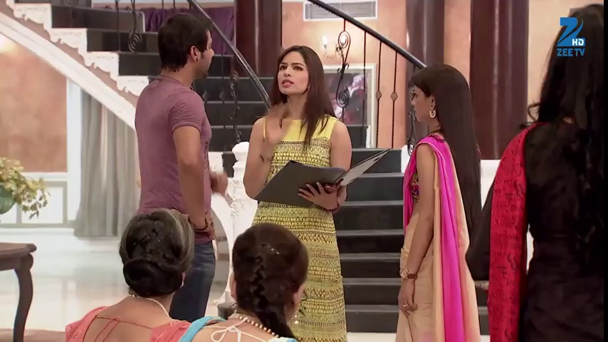 Kumkum Bhagya 15th February 2016