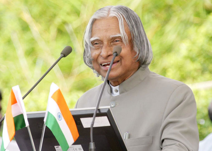 Lt. President APJ Abdul Kalam - He was one of the best person India had till now. A responsible scientist who has made every effort to protect his country despite international pressure