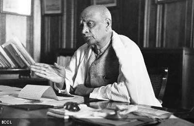 Last but not the least, Sardar Patel will be always remembered in history for his contribution towards the country. India was a torn cloth after 200 years of British rule, Patel was the one who thread them into one