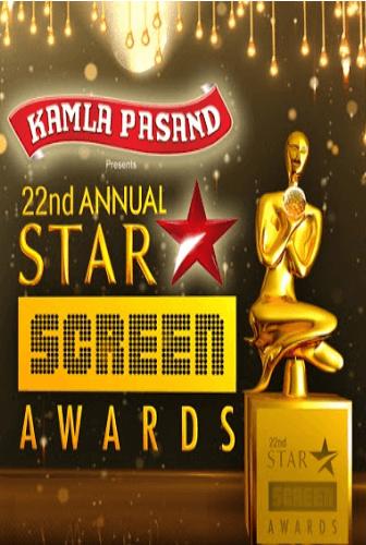 Star Screen Awards 2016 Winners