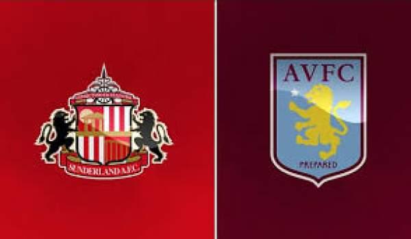 Sunderland vs Aston Villa Live Streaming