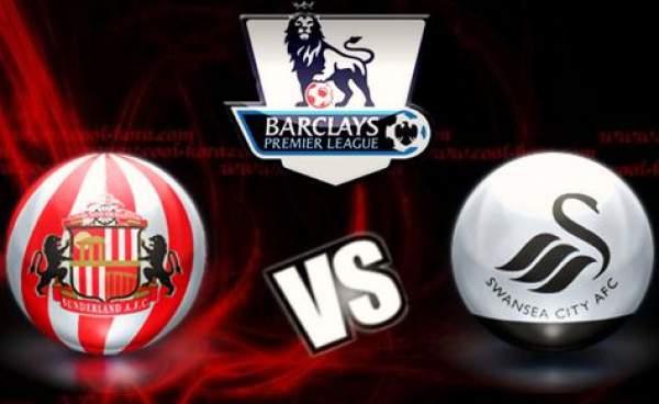 Swansea City vs Sunderland Live Streaming