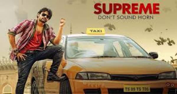 Sai Dharam Tej Impresses with Supreme Teaser