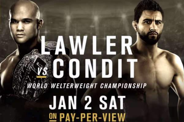 UFC 195 Results