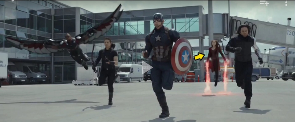 Captain America 7th Day Collection 7 Days CA:CW 1st Week Box Office
