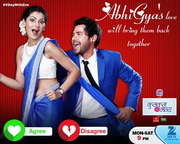 Poster released by Zee TV