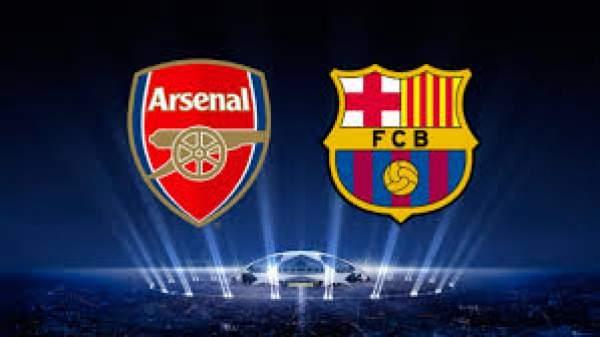 Arsenal vs Barcelona Live Streaming