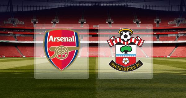 Arsenal vs Southampton Live Streaming