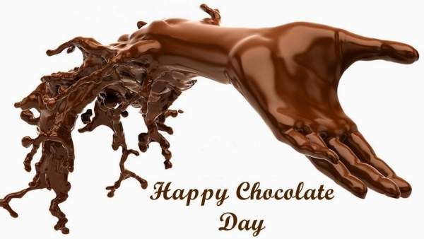 Happy Chocolate Day 2016 SMS Wishes Quotes Messages Shayari Greetings