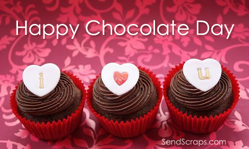 Chocolate Day Wishes, SMS, Quotes Images