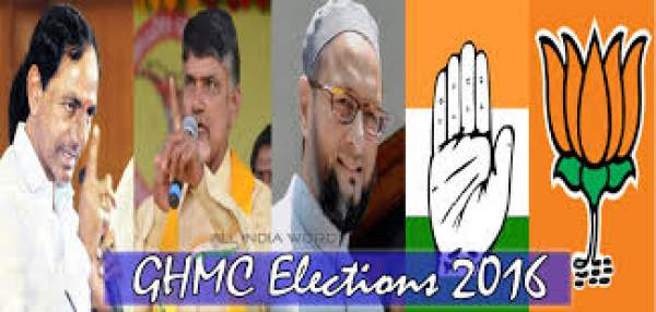 GHMC Election Results 2016