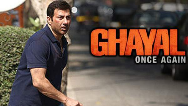 Ghayal Once Again 37th Day Collection 37 Days GOA 6th Saturday Box Office