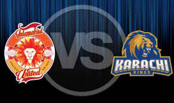 Islamabad United vs Karachi Kings Live Streaming