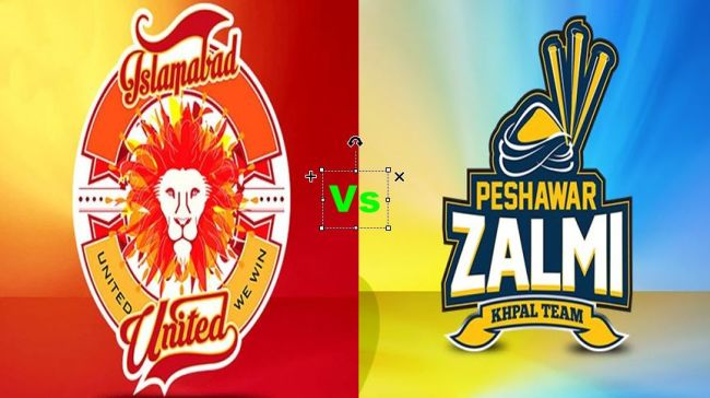 Peshawar Zalmi vs Islamabad United Live Streaming