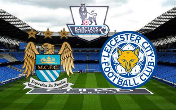 Manchester City vs Leicester City Live Streaming