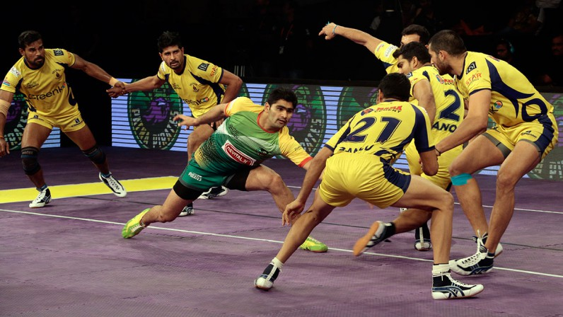 Telugu Titans Vs Patna Pirates Highlights