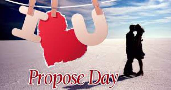 Happy Propose Day 2018 SMS Quotes Messages Wishes Shayari Greetings