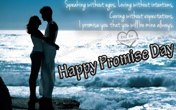 Happy Promise Day 2018 quotes SMS Images HD Wallpapers Status Messages Shayari