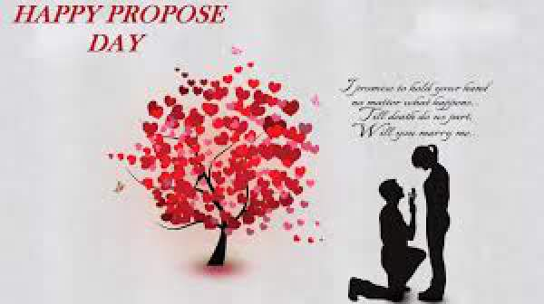Happy Propose Day 2016 SMS Quotes Messages Wishes Shayari Greetings