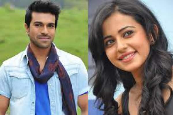 Ram Charan to romance Rakul Preet Singh