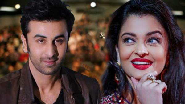 Shocker: Aishwarya Rai Bachchan Romancing Ranbir Kapoor