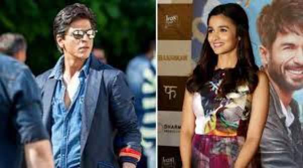 Shahrukh Khan to Romance Alia Bhatt
