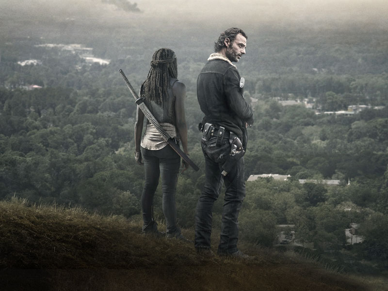 The Walking Dead Season 6 Episode 16 (S6E16) Finale Review