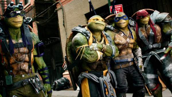 Teenage Mutant Ninja Turtles: Super Bowl 2016 Spot Trailer Review