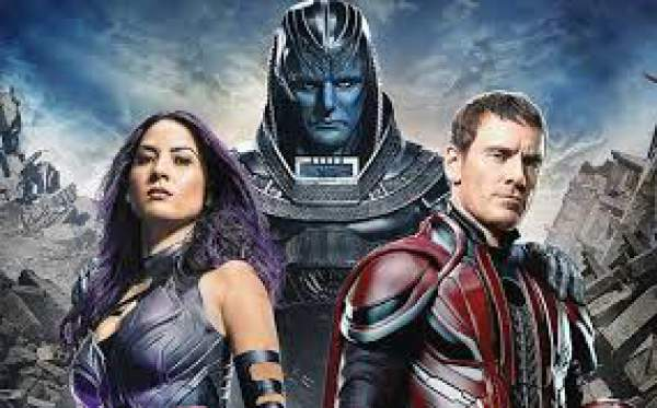 X-Men: Apocalypse Box Office Collection XMA Fourth/4th Day (Monday) 4 Days Worldwide