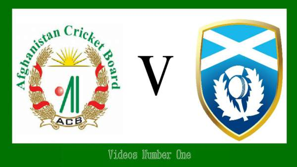Scotland vs Afghanistan ICC T20 WC 2016 Live StreamingScotland vs Afghanistan ICC T20 WC 2016 Live Streaming