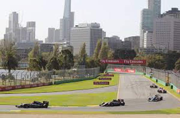 Australian Grand Prix Qualifying F1 Live Streaming