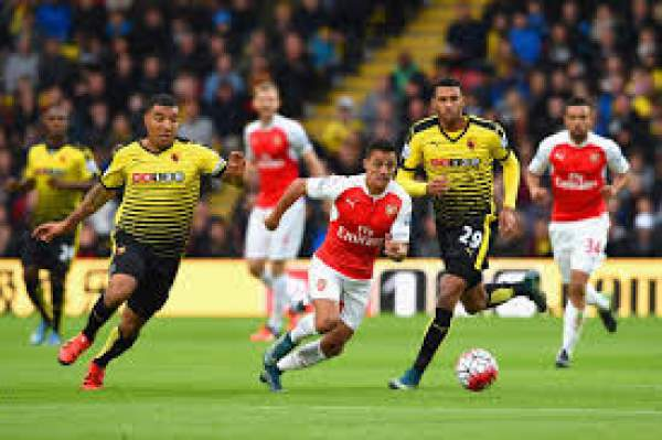 Arsenal vs Watford BPL 2016 Live Streaming