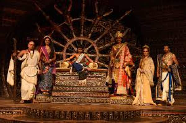 Chakravartin Ashoka Samrat 15th March 2016
