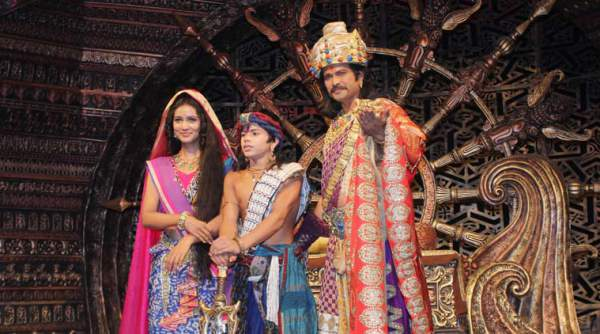 Chakravartin Ashoka Samrat 13th April 2016