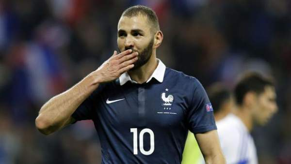 Sex Tap Blackmail Case: France's Benzema Allowed To Meet With Valbuena And Play Euro 2016