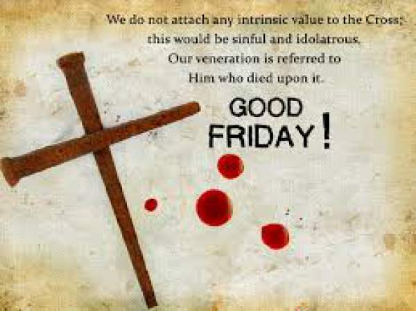 Good Friday 2016 Quotes Wishes Messages Sayings Holy Friday Week