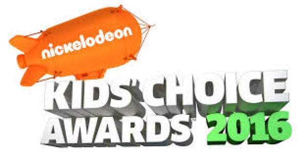 Nickelodeon Kids' Choice Awards 2016 Winners