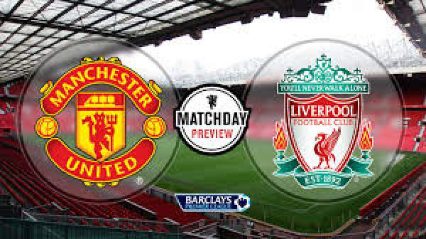 Liverpool vs Manchester United Live Streaming