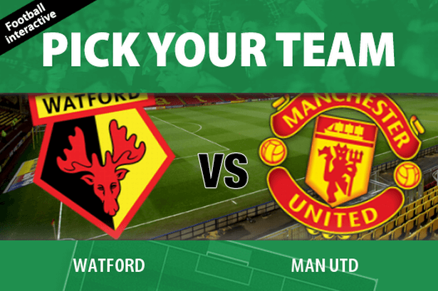 Manchester United vs Watford BPL 2016 Live Streaming