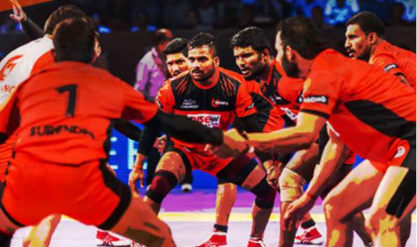 U Mumba vs Dabang Delhi Live Streaming
