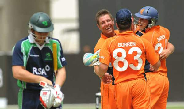Ireland vs Netherlands T20 World Cup 2016 Live Streaming