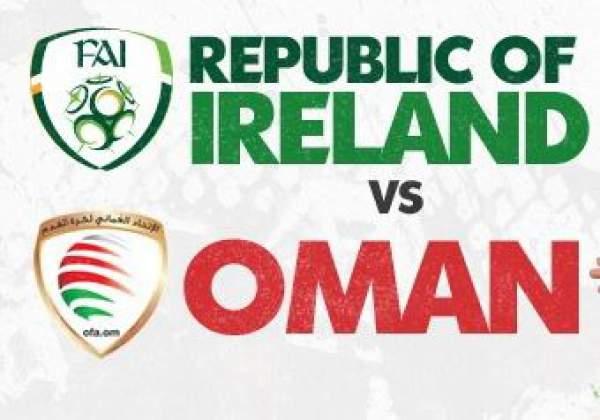 Ireland vs Oman Live Streaming
