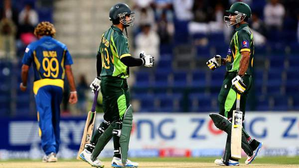 Pakistan vs Sri Lanka Asia Cup 2016 Live Streaming