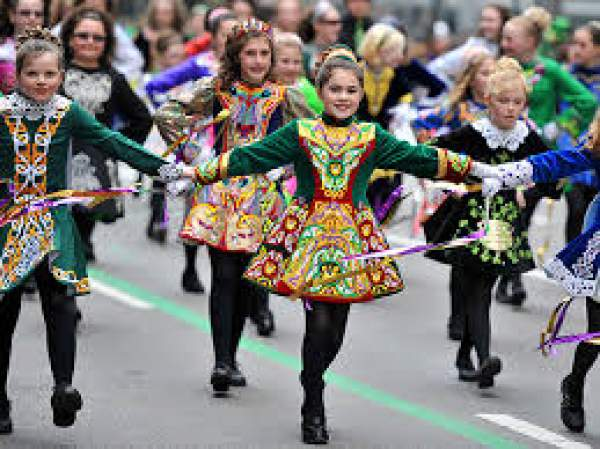 St. Patrick's Day 2016 Parade Live Streaming